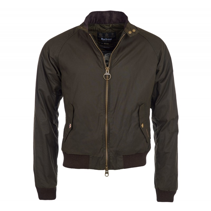 BARBOUR INTERNATIONAL NIET JACKET