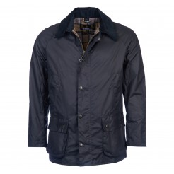VESTE BARBOUR ASHBY NAVY