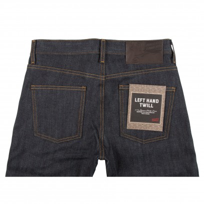 JEAN SELVEDGE NAKED AND FAMOUS SUPERGUY LEFT HAND TWILL