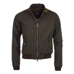 BLOUSON BARBOUR MERCHANT JACKET OLIVE